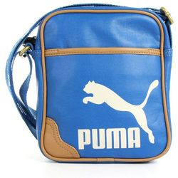 torba Puma Originals Portable PU - Vallarta Blue/Toasted Coconut