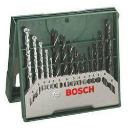 Zestaw wierteł Bosch 15-częściowy X-Line