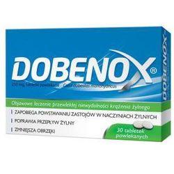 Dobenox tabl.powl. 0,25 g 30 tabl.