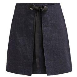 Kookai Spódnica jeansowa navy
