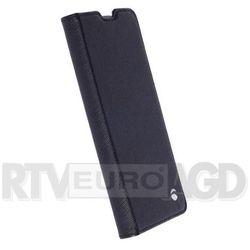Krusell Malmo FolioCase Sony Xperia XA (czarny) - produkt w magazynie - szybka wysyłka!
