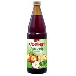 Ocet jabłkowy niefiltrowany 5% BIO 6x750ml