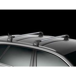 Bagażnik do Hyundai Tucson od 2015 dachowy Thule Wingbar Edge 9592, kit 4062