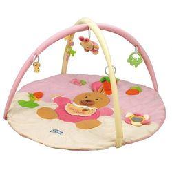 Canpol Babies Mata edukacyjna - Królik