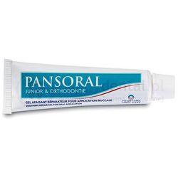 Elgydium PANSORAL 15ml Orthodontics - żel łagodzący podrażnienia podczas noszenia aparatów ortodontycznych