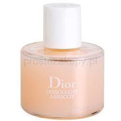 Dior Dissolvant zmywacz do paznokci bez acetonu + do każdego zamówienia upominek.