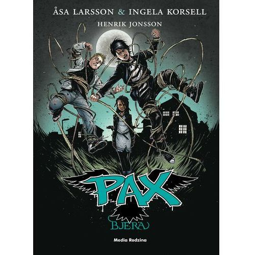 PAX. Tom 4. Bjera - Asa Larsson - ebook