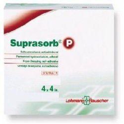 Suprasorb® P 7,5cmx7,5cm przylepny 1 sztuka - poliuretanowy opatrunek piankowy