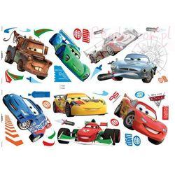 Naklejki Auta 2- Cars2 Disney Pixar
