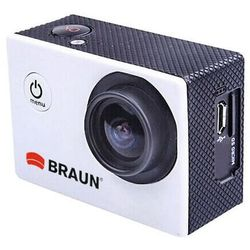 Braun Phototechnik Kamera sportowa Braun Paxi Young HD srebrna - DARMOWA DOSTAWA!!!