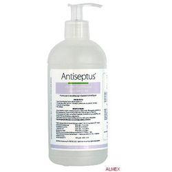 Płyn do dezynfekcji rąk 0,5 l Antiseptus
