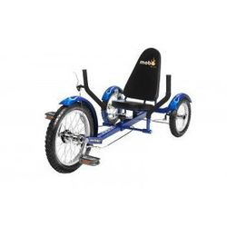 Rower Trójkołowy Mobo Cruiser Model Triton Niebieski