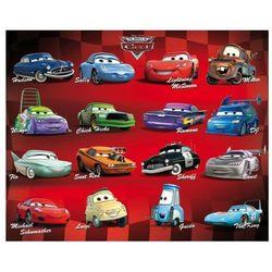 Samochody (compilation) - plakat