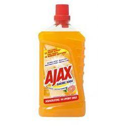 Płyn uniwersalny Ajax Active Soda Grejpfrutowo-Mandarynkowy 1 l
