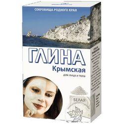 Krymska Glinka Biała Matująca 100% naturalna 100g