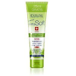 Eveline Extra Soft Regenerujący krem-maska do rąk i paznokci 5 w 1 SOS 100 ml