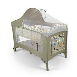 Milly Mally, Mirage Deluxe Grey Bird, łóżeczko turystyczne Darmowa dostawa do sklepów SMYK