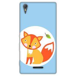 Fantastic Case - Sony Xperia T3 - etui na telefon - lisek