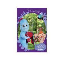 Dobranocny Ogród Kocyk - plakat