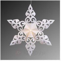 6-ramienna gwiazda - lampa dekoracyjna Sonja 70 cm