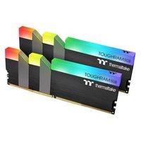 Thermaltake pamięć do PC - DDR4 16GB (2x8GB) ToughRAM RGB 4400MHz CL19 XMP2 Czarna