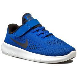 Buty NIKE - Nike Free RN (PSV) 833991 401 Game Royal/Black/White