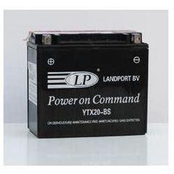 LANDPORT AKUMULATOR YT7B-BS 12V 6,5Ah 150x65x93