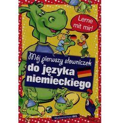 Mój pierwszy słowniczek do języka niemieckiego (opr. twarda)