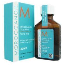 Moroccanoil Treatment Light Naturalny olejek arganowy do włosów cienkich i delikatnych 25 ml