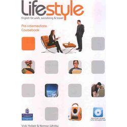 Lifestyle Pre-Intermediate Podręcznik (opr. miękka)