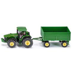 Zabawka SIKU Farmer Traktor Z Przyczepą