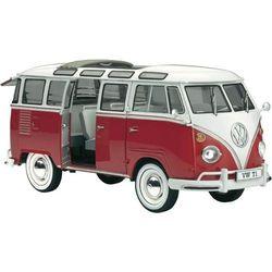 Model autobusu do sklejania Revell VW T1 Samba Bus 1:24.