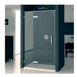 Drzwi SanSwiss Pur PU13P do wnęki szerokość do 1600 cm, prawe, chrom, szkło przeźroczyste (montaż bezprofilowy) PU13DSM11007