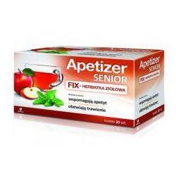 Apetizer Senior, herbatka fix, 20 szaszetek