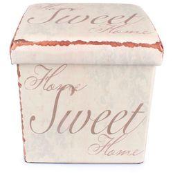 Dakls Pudełko składane do siedzenia Sweet home, SKT-006
