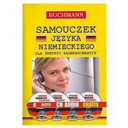 Samouczek języka niemieckiego dla średnio zaawansowanych (+4 płyty CD) (opr. kartonowa)