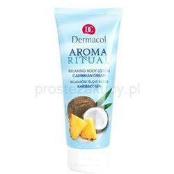 Dermacol Aroma Ritual relaksujący balsam do ciała relaksujące mleczko do ciała Z olejkiem kokosowym. + do każdego zamówienia upominek.
