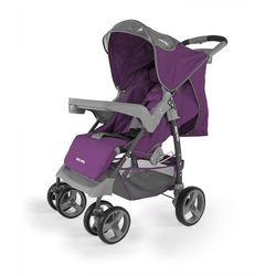 Milly Mally, Vip Violet, wózek spacerowy Darmowa dostawa do sklepów SMYK