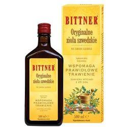 Bittner Oryginalne zioła szwedzkie 250ml Langsteiner