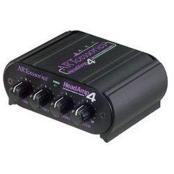 ART HadAmp4 - Czterokanałowy wzmacniacz słuchawkowy.