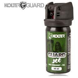 Gaz pieprzowy KOLTER GUARD-300 50 ml żel