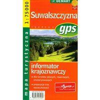 Suwalszczyzna - mapa turystyczna gps (opr. miękka)