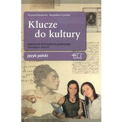 Klucze do kultury 3 Język polski Podręcznik do kształcenia językowego (opr. miękka)