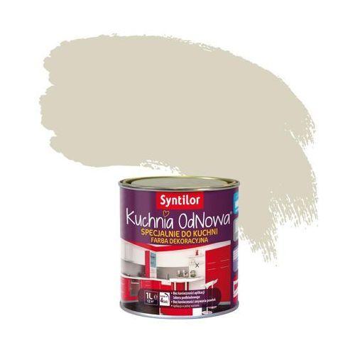 Farba Renowacyjna Kuchnia Odnowa 1 L Likier Imbirowy Syntilor