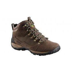 odziez trekkingowa salomon xa chill obuwie hikingowe brazowy