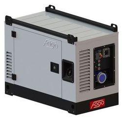 Agregat prądotwórczy Fogo FH 8000, Model - FH 8000 RCEA