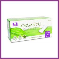 ORGANYC Wkładki higieniczne ultra cienki - 24 szt.