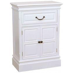 Komoda z drzwiami i szufladą