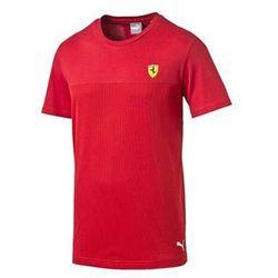 Koszulka Puma Ferrari SF Tee 1 rosso corsa 2016