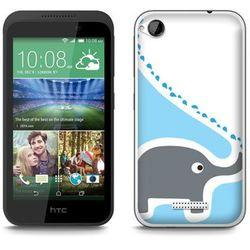 Fantastic Case - HTC Desire 320 - etui - słonik